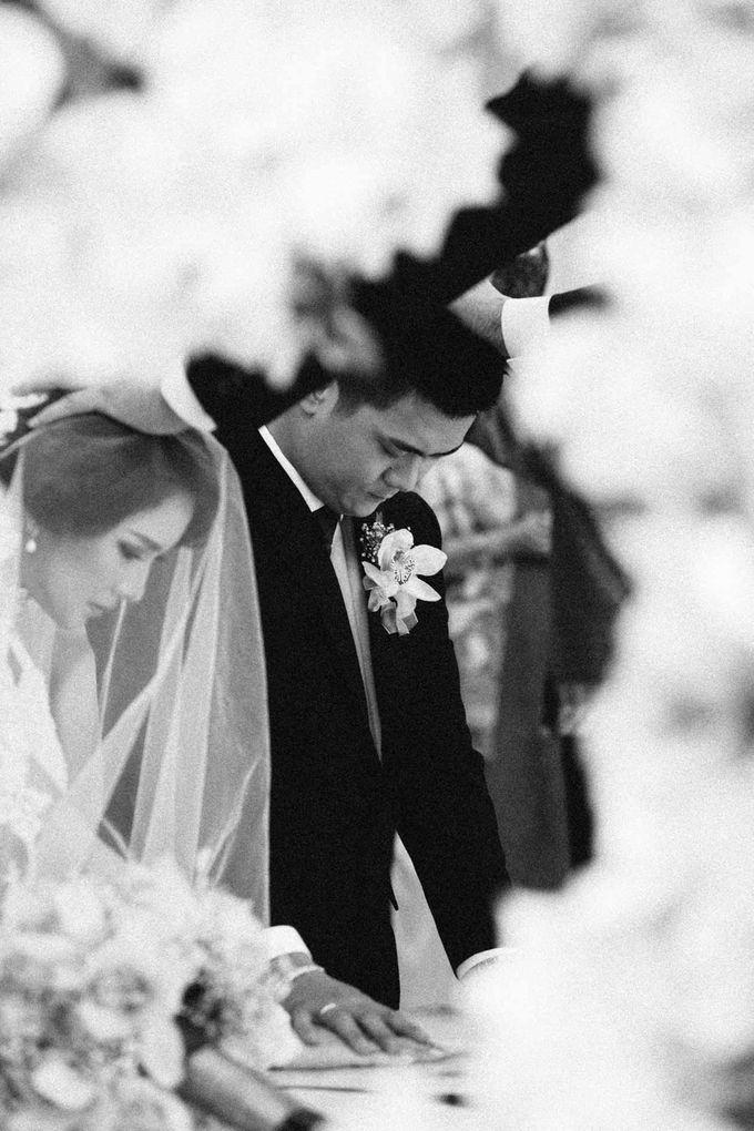 CALVIN & SANTI WEDDING by HAPE by MA Fotografia - 035