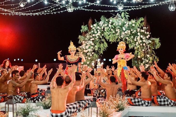 Wedding of Brian & Michelle by Nika di Bali - 035
