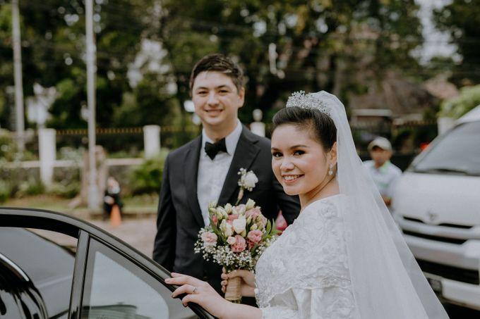 Nicole & Daniel Wedding at Menara Imperium by AKSA Creative - 031