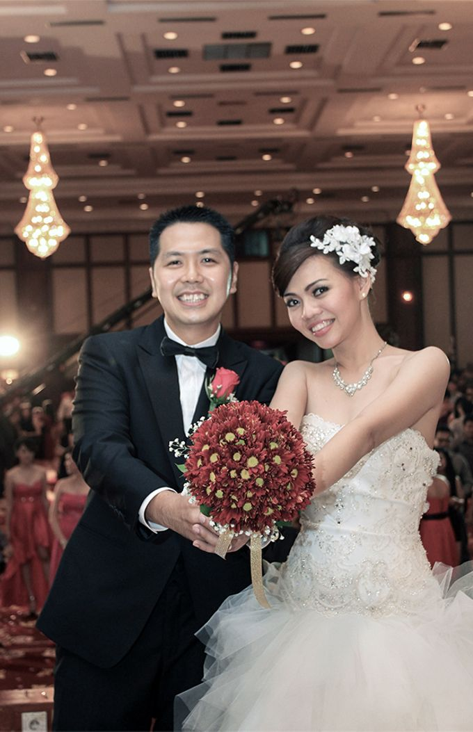 Wedding story of Richard & Cecilia by Video Art - 036