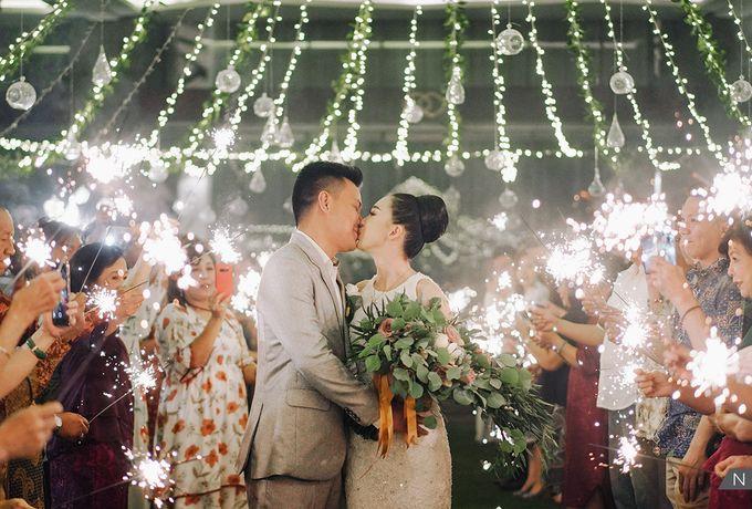 Johan & Finna Wedding by Sofitel Bali Nusa Dua Beach Resort - 035