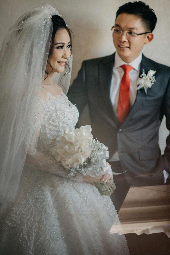 HENDRA & JENNY WEDDING by DHIKA by MA Fotografia - 035