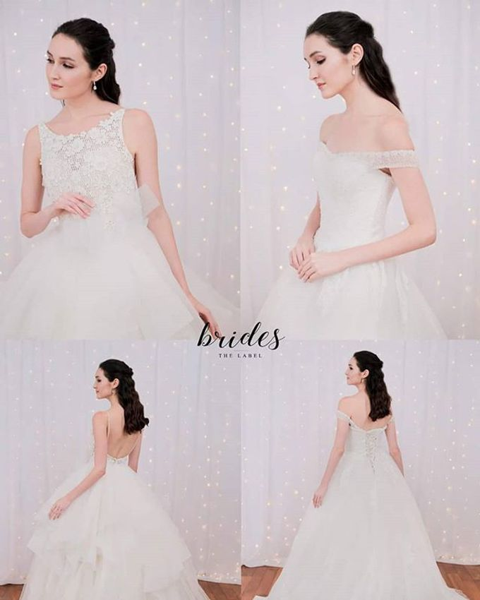 Online Wedding Gown Shopping by Brides The Label | Bridestory.com
