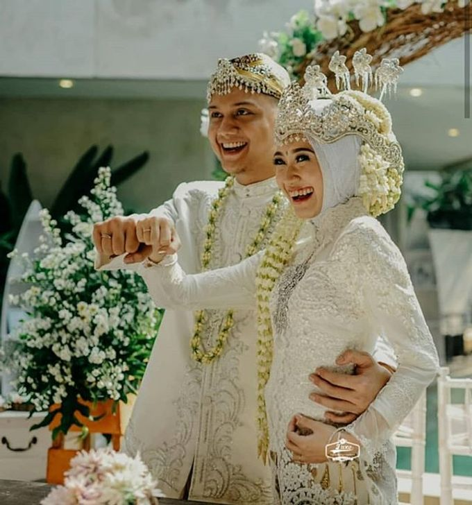 Wedding Of Adhelia & Bobby by Azila Villa - 003