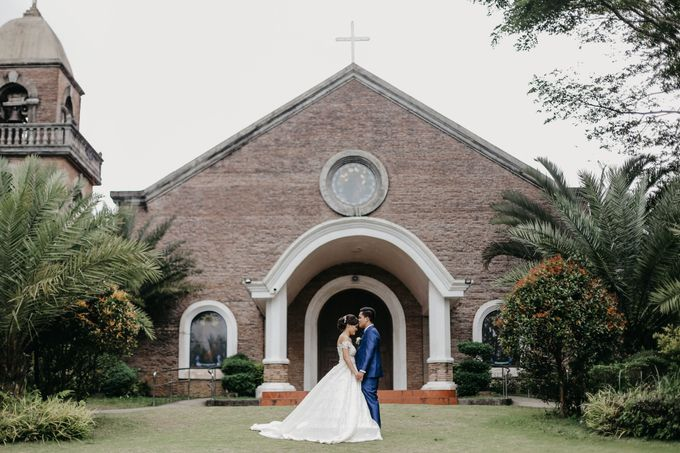 Tagaytay Wedding Gino & Jeen by The LoveStruck Photography - 005