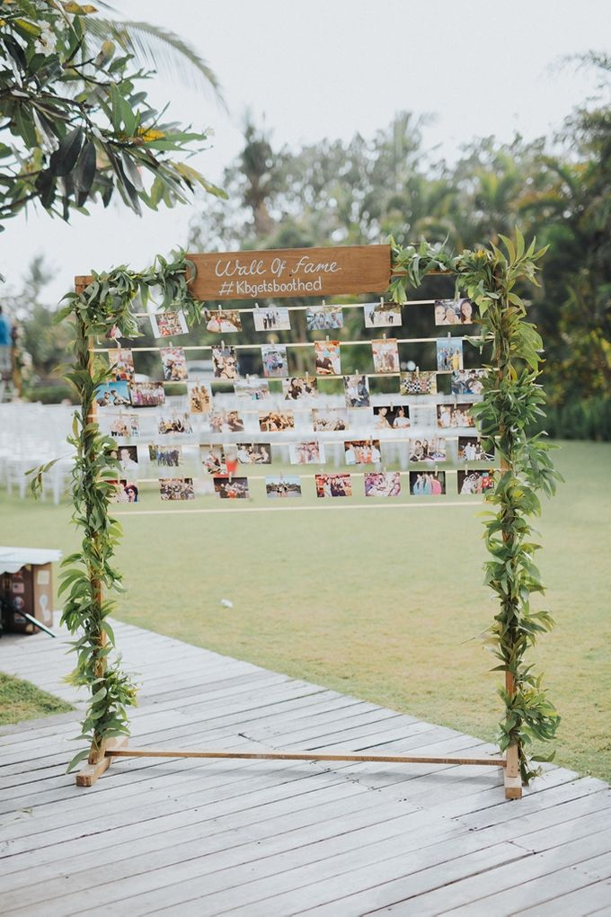 BBQ and Fairy Lights by DIJON BALI CATERING - 004