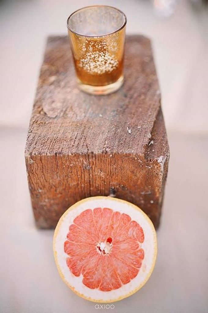 Khayangan Estate - Citrus Inspired Reception by Flora Botanica Designs - 036
