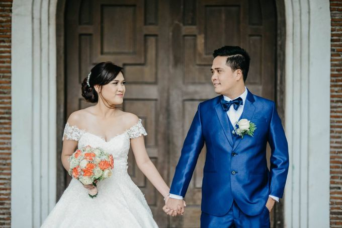 Tagaytay Wedding Gino & Jeen by The LoveStruck Photography - 012