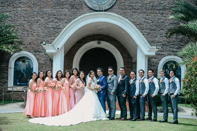 Tagaytay Wedding Gino & Jeen by The LoveStruck Photography - 001