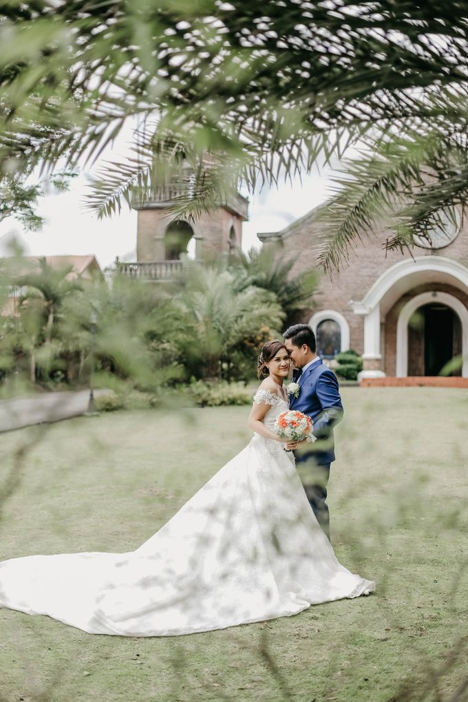 Tagaytay Wedding Gino & Jeen by The LoveStruck Photography - 002