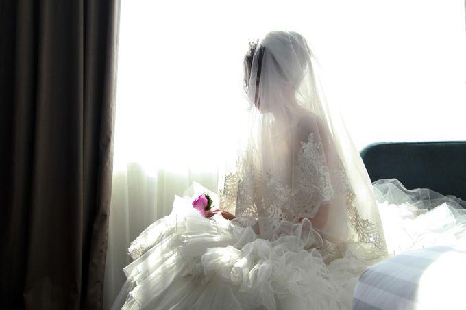 wedding day by Xin-Ai Bride - 089