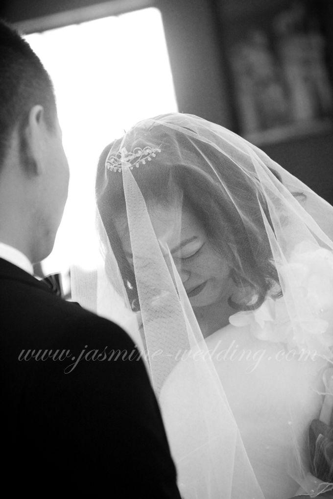 Wedding Blessing Ceremony Part II by Jasmine Wedding Bali - 005