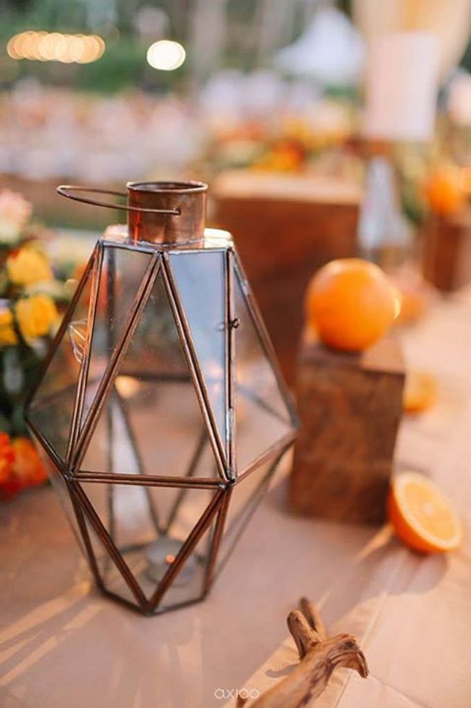 Khayangan Estate - Citrus Inspired Reception by Flora Botanica Designs - 046
