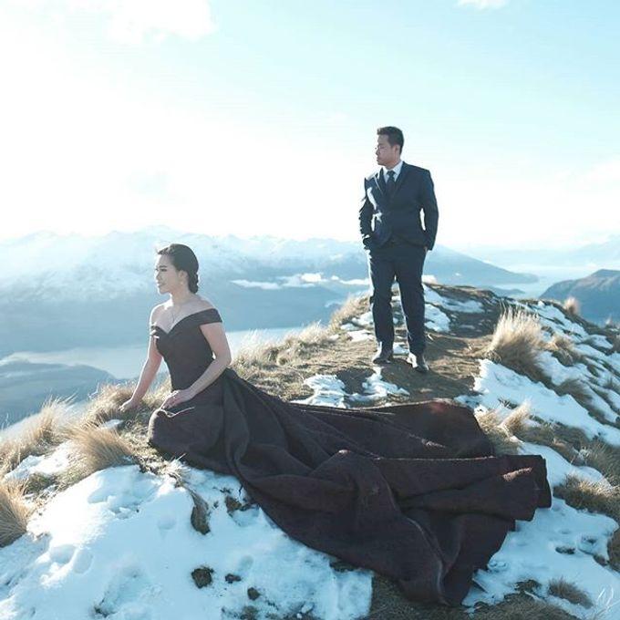 prewedding felicia & wyne by Vivi Valencia - 001