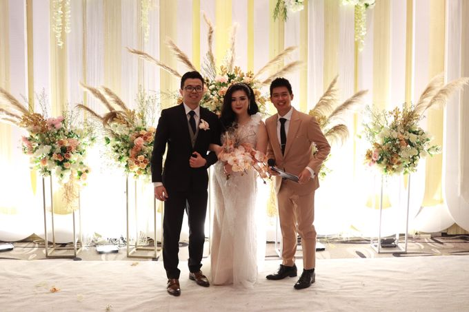 Lounge Jazz wedding band at Double Tree Jakarta by Double V Entertainment by Double V Entertainment - 012