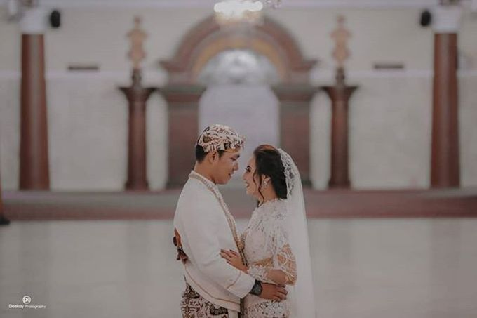 Rizal Armada & Monic Akad Nikah by Chandira Wedding Organizer - 001