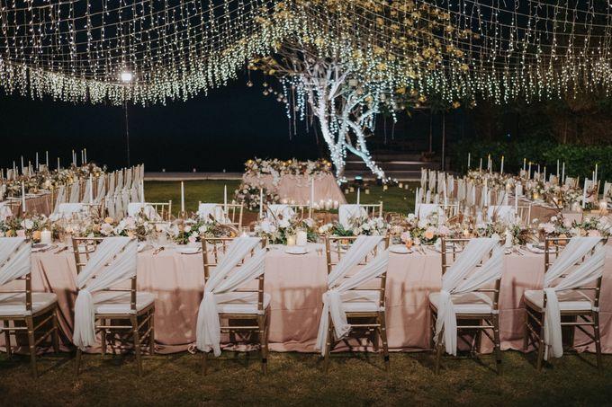 Romantic-Modern Wedding at Alila Uluwatu by Silverdust Decoration - 021