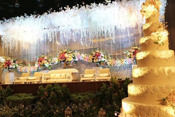 Wedding Experience at Dome Harvest Lippo Karawaci Tangerang by Dome Harvest - 015