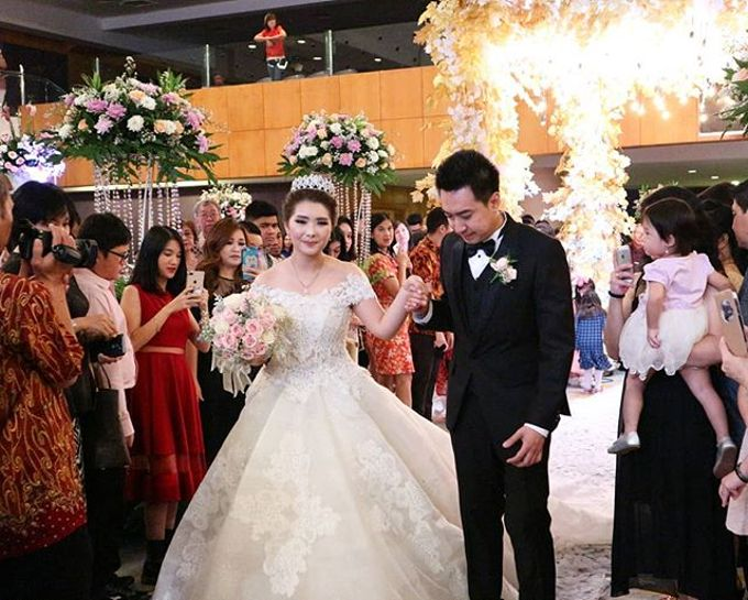 Wedding Experience at Dome Harvest Lippo Karawaci Tangerang by Dome Harvest - 016