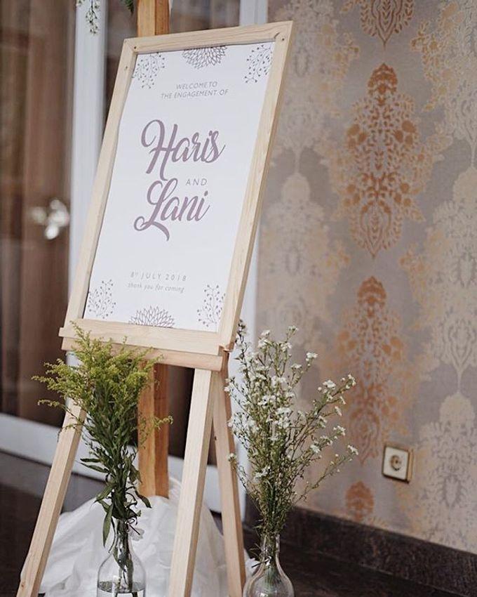Lamaran Haris dan Lani by Wedding by Renjana - 009