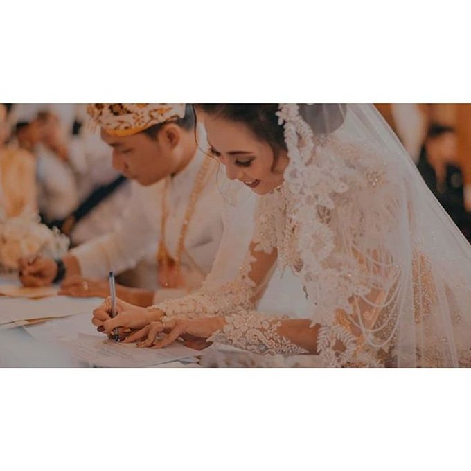 Rizal Armada & Monic Akad Nikah by Chandira Wedding Organizer - 028