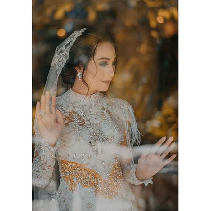 Rizal Armada & Monic Akad Nikah by Chandira Wedding Organizer - 014