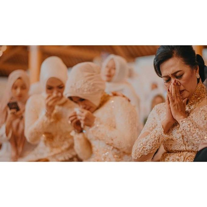 Rizal Armada & Monic Akad Nikah by Chandira Wedding Organizer - 026