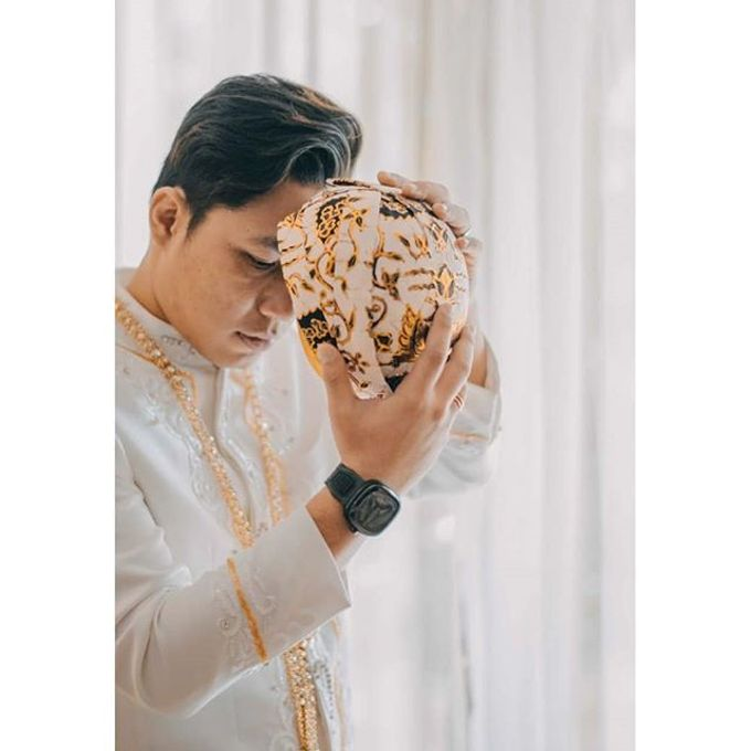Rizal Armada & Monic Akad Nikah by Chandira Wedding Organizer - 005
