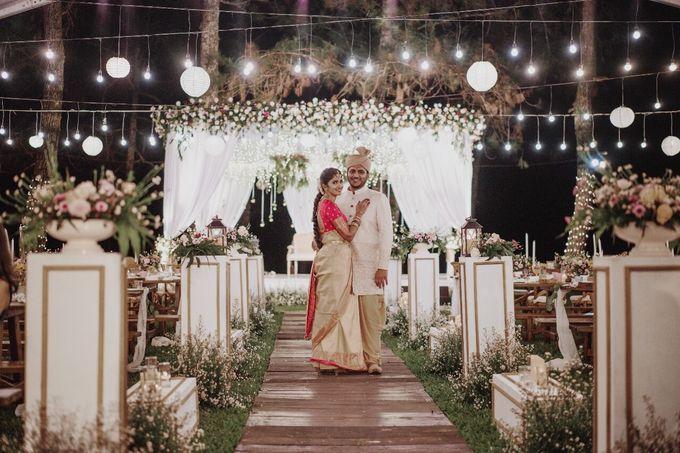 The Wedding Of Nishant & Vinutha by Elior Design - 002