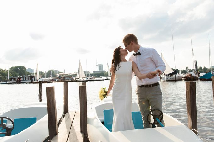 A Destination Wedding to Hamburg by DUC THIEN PHOTOGRAPHY - 002