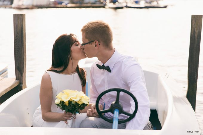 A Destination Wedding to Hamburg by DUC THIEN PHOTOGRAPHY - 004