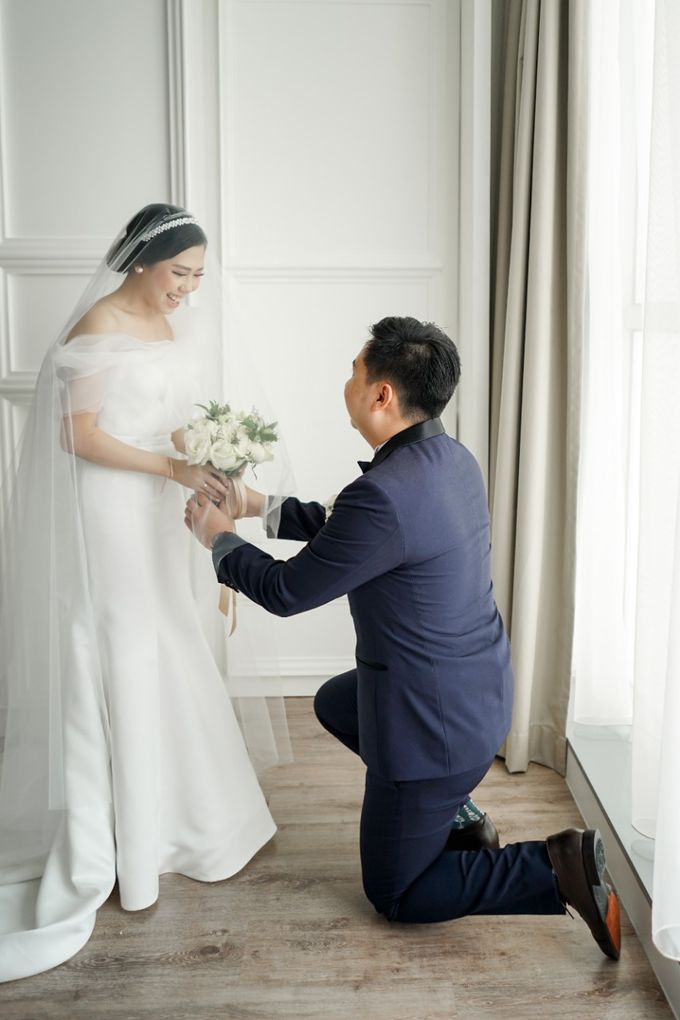 Wedding Of Sastra & Gracia (Green) by Ohana Enterprise - 018