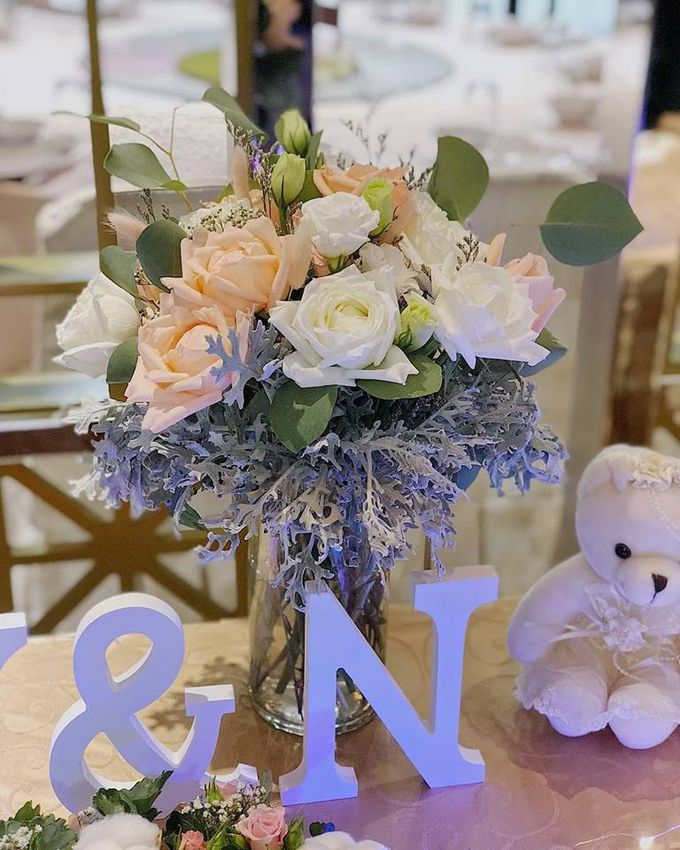 Wedding and Bridal Bouquets by Glammy Gift & Florist - 002