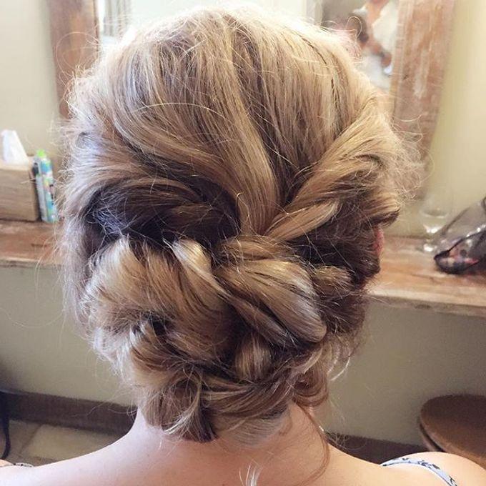 UPDO STYLES by Bali Hair and Makeup  / Anja buerck - 017
