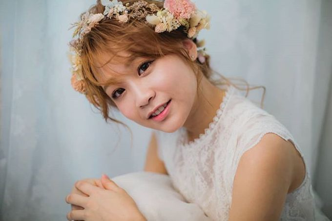Bridal Makeup & Hiairstyling by Shino Makeup & Hairstyling - 006