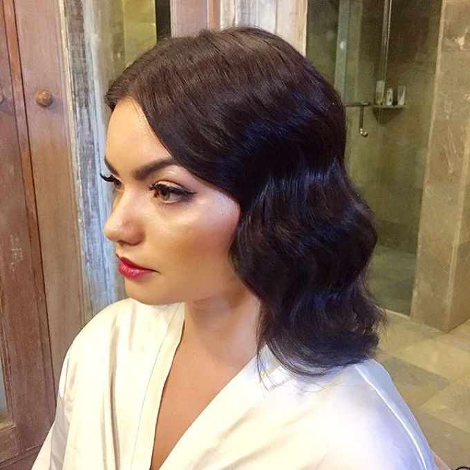 Airbush makeup by Bali Hair and Makeup  / Anja buerck - 015