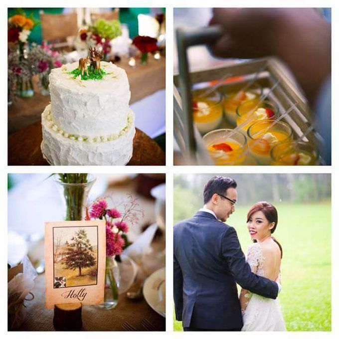 a Forest Wedding by Bozza Event Organizer - 011