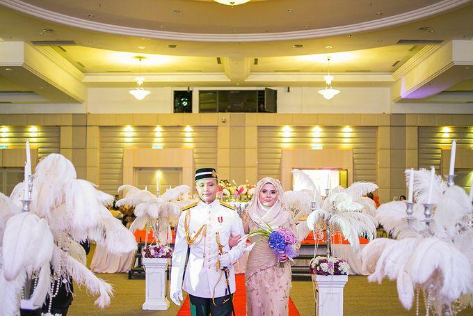 Liyana & Fairuz - Reception by Cubic Foto by PlainPaperpaint Production - 029