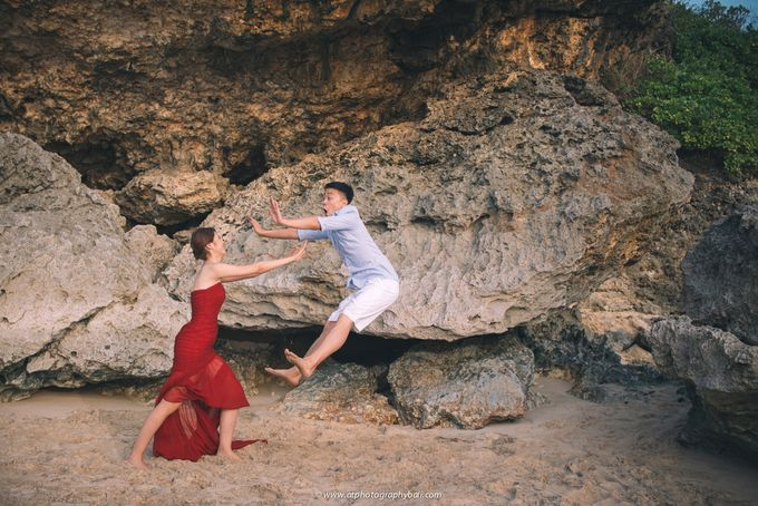 Bali Pre Wedding by AT Photography Bali - 010
