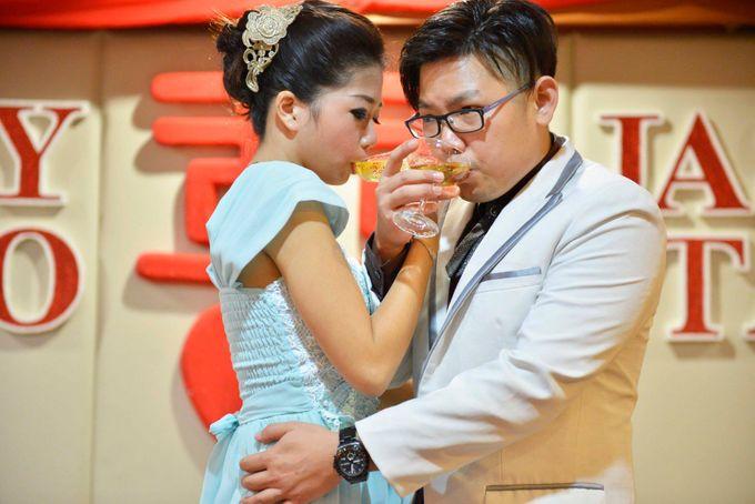 Cindy & Jason by Faith Wedding Event - 037