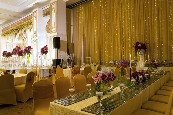 Wedding of Rendy & Fransisca by The Palms Ballroom - 023