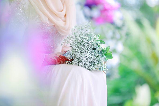 RAIHANA & MOHAMMAD by The Rafflesia Wedding & Portraiture - 032
