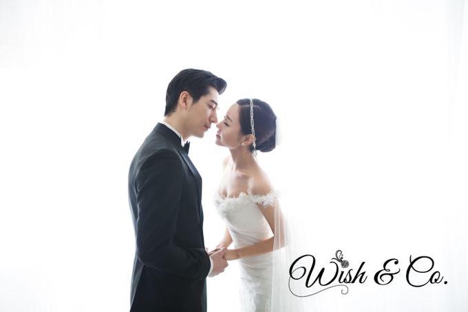Simple yet elegant celebration - Indoor by Wish & Co. - 018