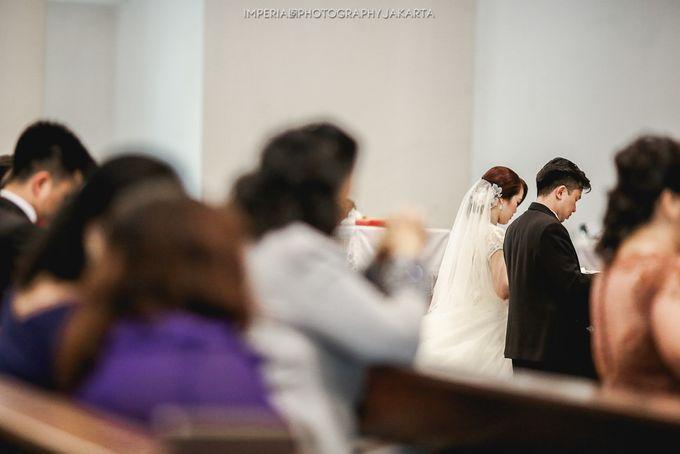 Yohanes & Vhina Wedding by Imperial Photography Jakarta - 035