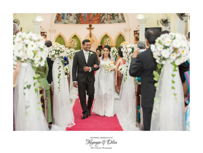 Wedding of Thiyangie & Dilan by DR Creations - 034