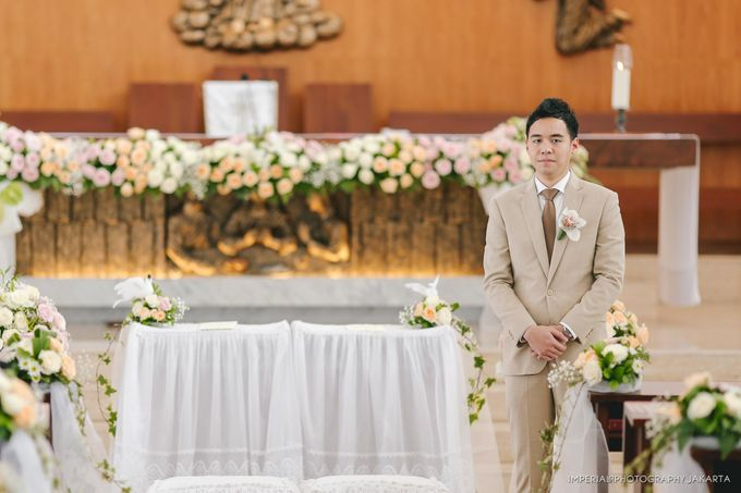The One My Soul Loves | Kevin + Indy Wedding by Imperial Photography Jakarta - 034