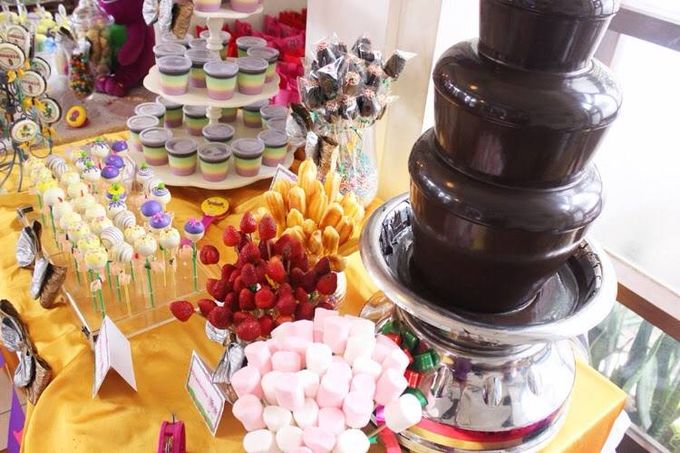 The Catering by LaVie - Event Planner - 001
