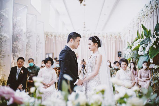 Wedding Of Fernando & Michelle by Eugene & Friends - 018