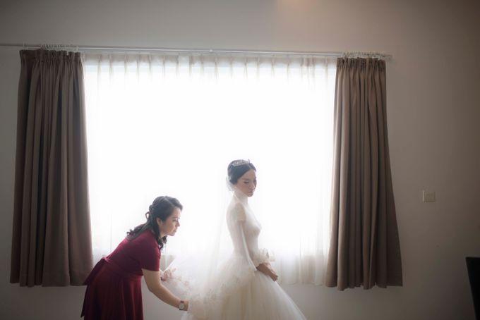 wedding mario & intan by akar photography - 003