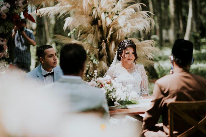 wedding Indah & Mohamed by yellow bird - 026